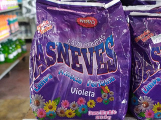 Lava Roupas Das Neves - Violeta