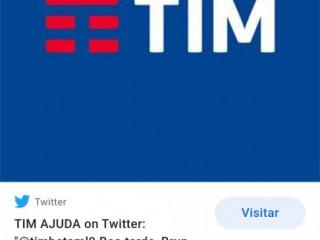 PLANO CONTROLE DA TIM 12GB E LIGAÇÕES ILIMITADA PARA QUALQUER OPERADOR