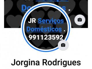 RJ serviço doméstico