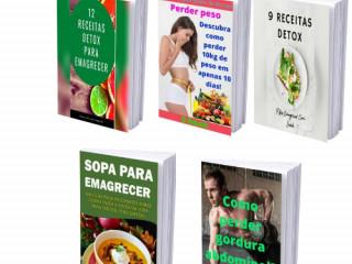 E-book-descubra como perder peso em 10 dias + 4 brindes de ebooks.