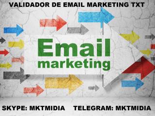 Software Validador De Email Marketing Leads Txt