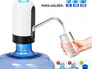 Bomba d'água Elétrica portátil para Galão D'agua ????????