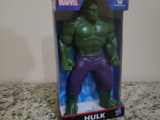 Boneco Hulk Olympus licenciado origil da Marvel