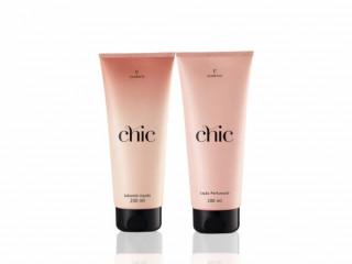 Presente Chic Hidratante Desodorante + Sabonete Líquido