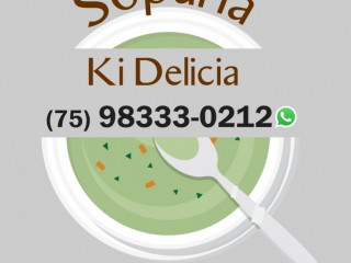 Comedoria & Soparia Ki Delícia.