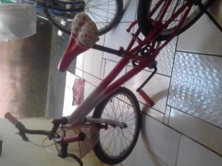 Vendo  bicicleta Houston feminina