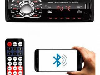Som para Carro Automotivo Com Bluetooth Mp3 Usb 1 Ano Garantia