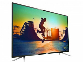 "Smart TV 50"" Philips na promoção 4K Ultra HD"