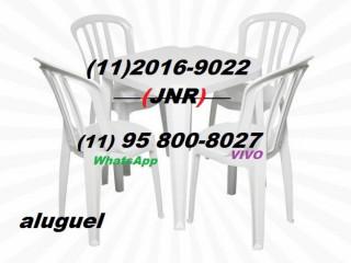 Locações De Mesas E Cadeiras vila matilde 11 2016-9022 k