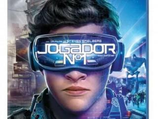 Jogador n1 em Blu Ray Lacrado original novo