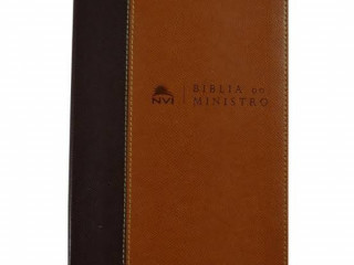 biblia do ministro  NVI