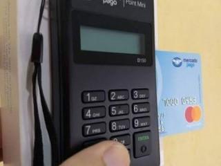 Máquina de Cartão Mercado Pago Point