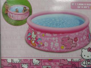 Piscina Intex Inflável 886 Litros Std Hello Kitty 183