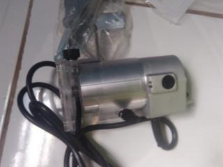 tupia elétrica 440w velocidade 32000rpm voltagem 110 50\60hz