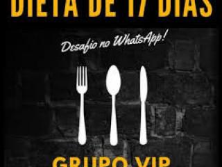 Dieta 17 dias com grupo VIP