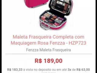 Perfumes e maquiagens de qualidade!!!!
