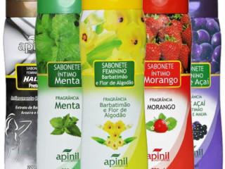Vendas por atacado produtos Natural