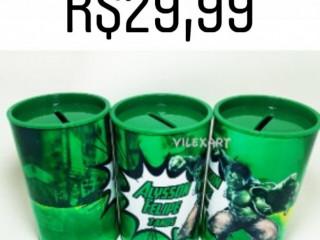20 cofrinhos R$29,99