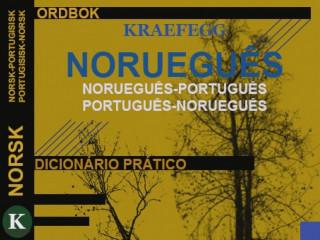 Dicionário Norueguês-Português Bilingue. Norwegian