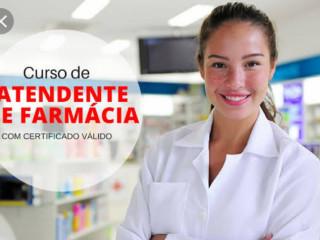 Curso Ead de atentendente de farmácia!